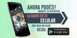 Ahora también nos podes escuchar en tu celular a través de Google Play <> Radio Folklore 90